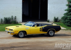 71_Plymouth_Cuda_Convertible