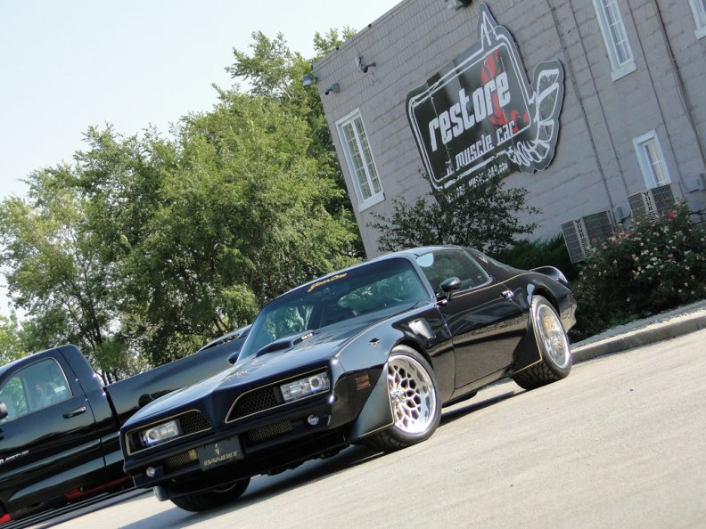 yearone trans am wallpaper - photo #30
