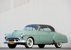 1950 oldsmobile holiday 88