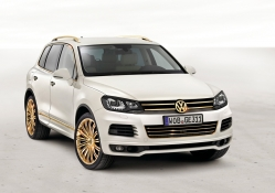2011 Volkswagen Touareg_Gold Edition