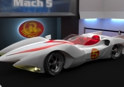 Mach 5 Showroom