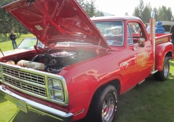 1978 Dodge Red Express Truck