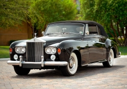 1962_1966 Rolls Royce Silver Cloud Drophead Coupe III
