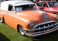 1950 Pontiac sedan delivery