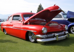 1951 red Mercury