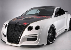 2008 asi Bentley...