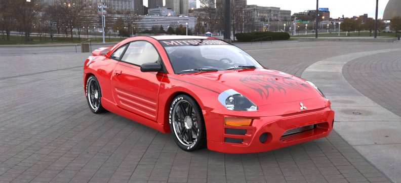 2003 Mitsubishi Eclipse Download Hd Wallpapers And Free Images