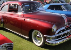 1948 Pontiac Streamliner  coupe