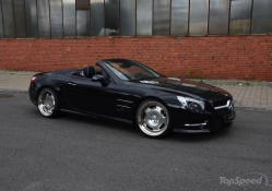 2012 Mercedes SL_Class by MEC Design