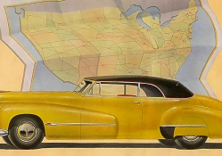 1946 Oldsmobile Convertible coupe
