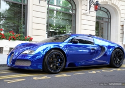 Bugatti Crazy color