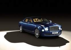 bentley mulsanne executive