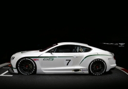 Bentley Continental GT3 Concept '2012