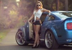 Car Wallpaper Girls And Cars Wallpapers Download Hd