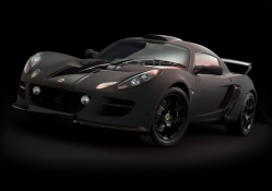 lotus exige black matt