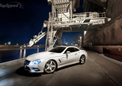 2013 Mercedes_Benz SL Maritime by Graf Weckerle