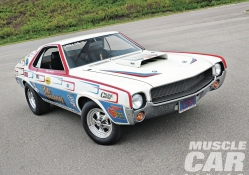 1969 AMX Super Stock