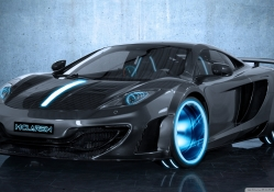 mclaren mp4 tron edition