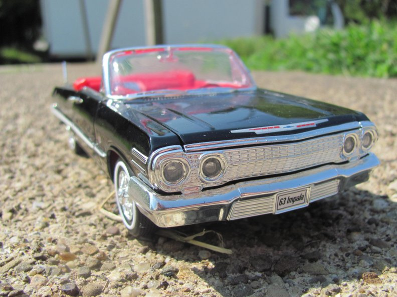 1963 Chevy Impala Wallpaper: 1963 Chevy Impala Diecast Download HD Wallpapers And Free