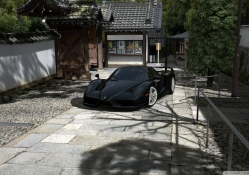 black enzo in japan