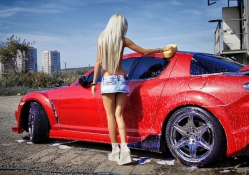 Car Wallpaper Girls And Cars Wallpapers Download Hd Wallpapers And Free Images