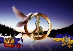 Peace between Russia and Ukraine