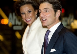 Prince Maurits and Princess Marilene