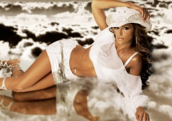 Cowgirl Ninel Conde