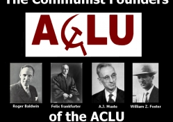 THe ACLU's Red Origin