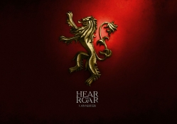 Game of Thrones _ House Lannister