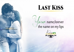 Last_Kiss _ Photoshop CC _ By KarimGFX