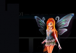 Bloom of The winx club