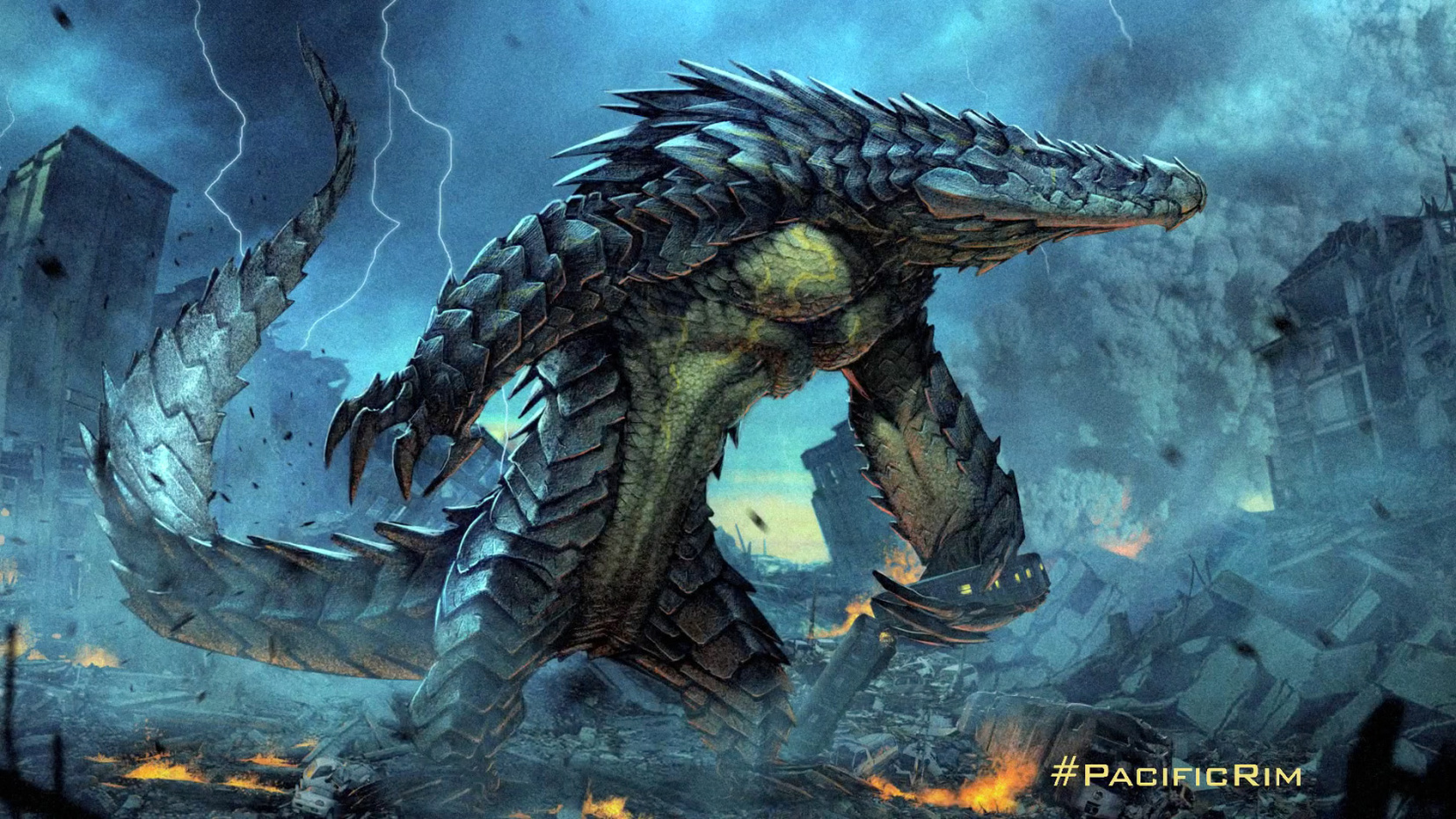 pacific rim kaiju download hd wallpapers and free images