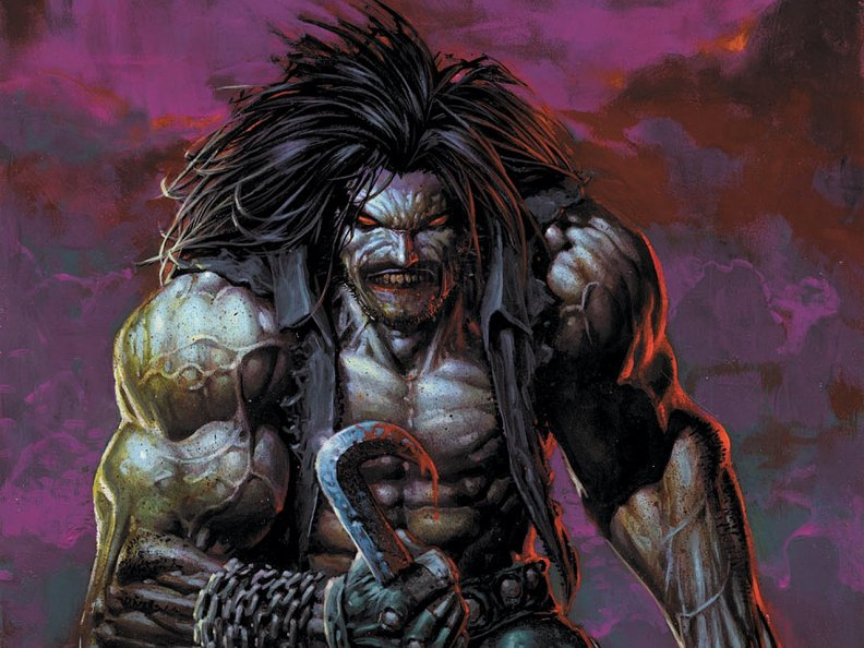 Lobo (DC Comics) Download HD Wallpapers and Free Images