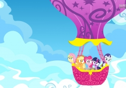 My Little Pony: Air Balloon