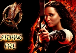 Catching Fire Katniss