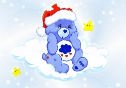 Care Bears Grumpy Christmas