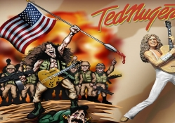 Ted Nugent Wallpaper