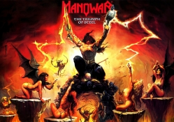 Manowar _ The Triumph of Steel