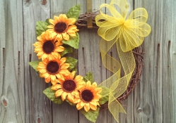 Front Door Wreath♥