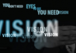 You Need Vision