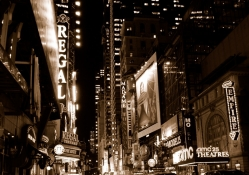 New York_city street