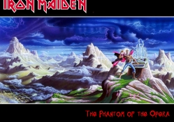 Iron Maiden _ Phantom of the opera