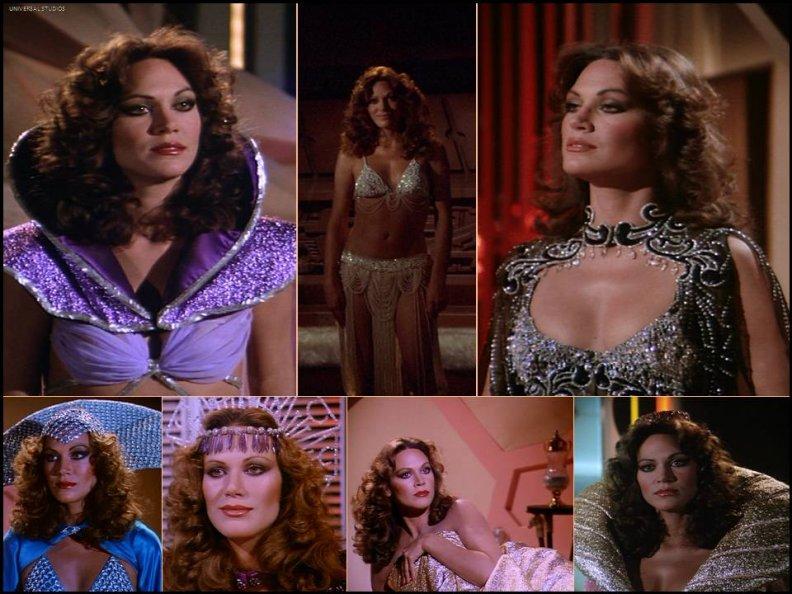 Pamela Hensley as Princess Ardala from Buck Rogers 1979