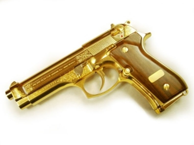 Golden Gun Download HD Wallpapers And Free Images