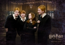 Weasleys Harry Potter