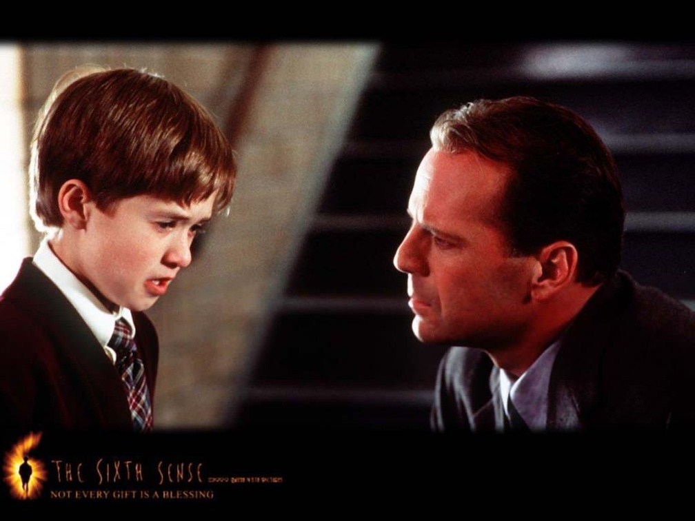 an analysis of the movie sixth sense I see dead people by sarah musilek intro to psychology, elliot i see dead people the sixth sense is a movie made in 1999 centered on a man named dr.