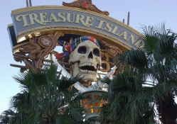 Treasure Island Sign 1