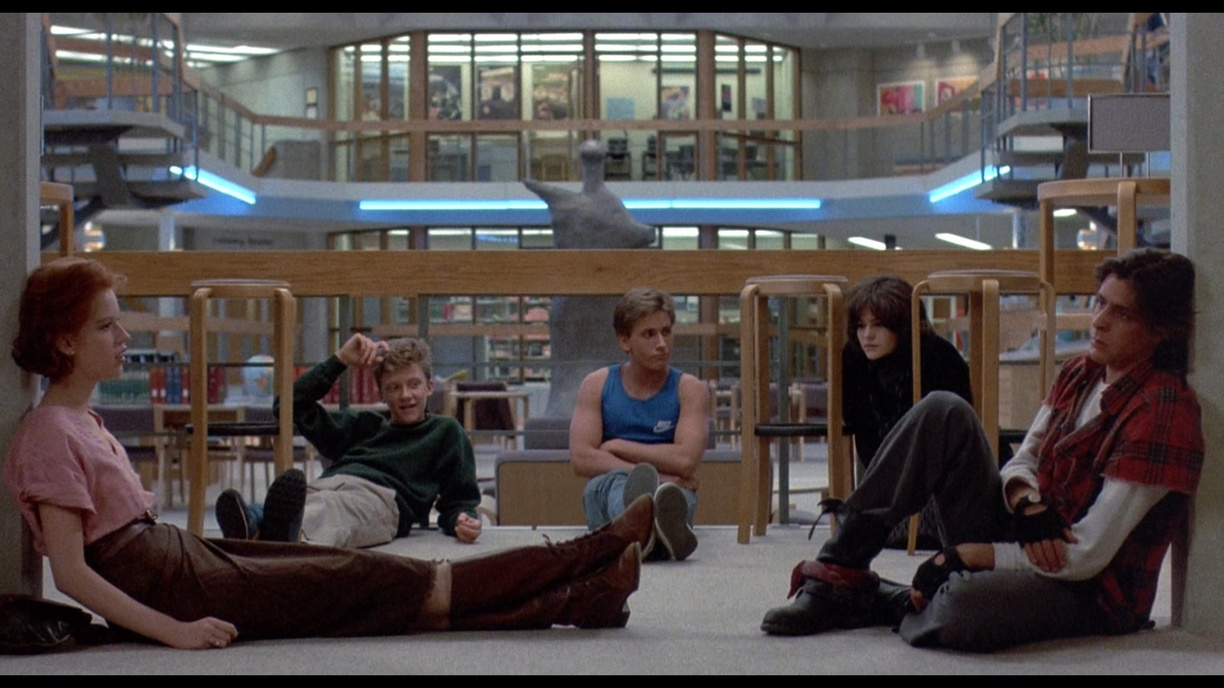 movie analysis the breakfast club The psychology of the breakfast club essaysthe social psychology of the movie the breakfast club provides many examples of social psychology and how it shapes.