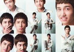 The Many Poses Of Changmin